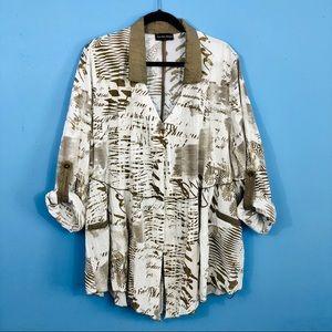 JEAN MARC PHILIPPE Lagenlook Blouse/Jacket 8